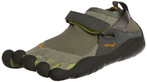 palm Vibram Kso taupe W145 Donna grey Fivefingers Multisport Grigio qv4vaAn