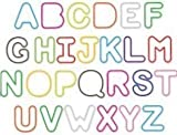 Silly Bandz 36 Pack Alphabet Shapes