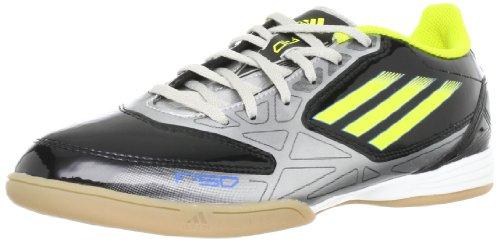 adidas Performance - Botas de fútbol para hombre negro / plateado - negro / plateado