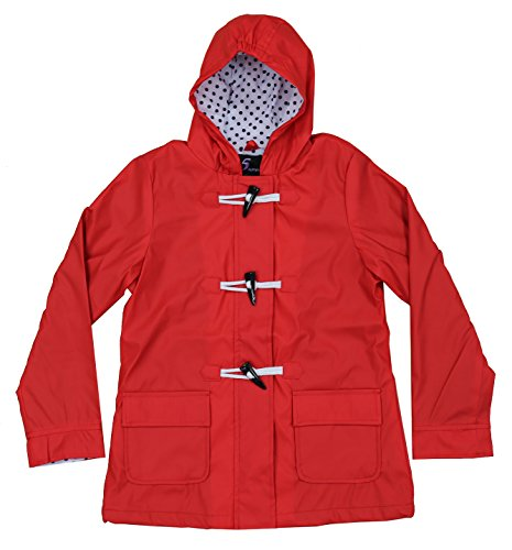 Zip Off Rain Jackets - 3