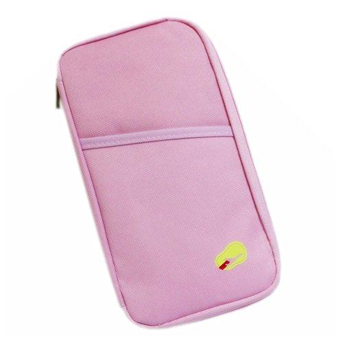 FuzzyGreen Multi-Function Creative Portable Travel Passport