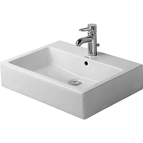 Duravit 04525000001 Vero Above Counter Washbasin by Duravit Above Counter Washbasin