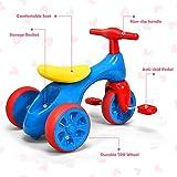 Costzon Kids Tricycle, Baby Balance Bike Walker