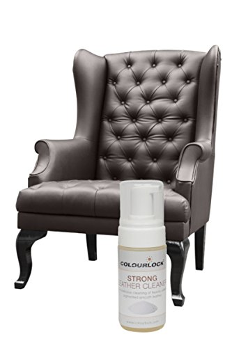 COLOURLOCK Strong Leather Cleaner for Car interiors, furniture upholstery, bags and clothing 4.22fl oz by Colourlock (Image #5)
