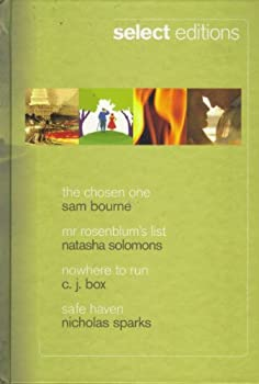 Reader's Digest Select Editions 2010 - The Chosen One, Mr Rosenblum's List, Nowhere To Run, Safe Haven 0276446682 Book Cover