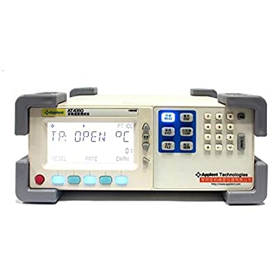 AT4310 Multi-Channel Temperature Meter 10 Channel With Internal Resistance And Thermocouple