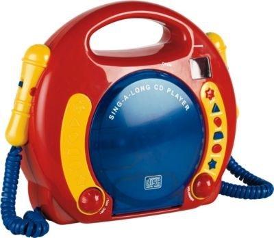 My First Sing Along Kids CD Player