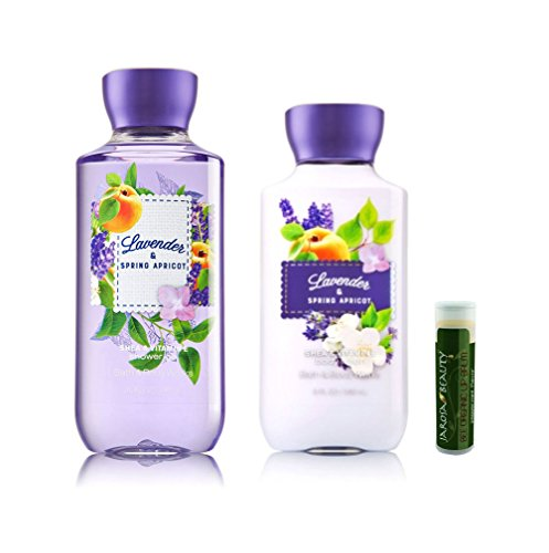 bath-body-works-lavender-spring-apricot-body-lotion-8-floz-236-ml-shower-gel-10-floz-295-ml-with-a-j