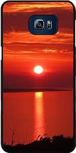 Funda para Samsung Galaxy S6 Edge Plus - Puesta Del Sol Con Colores Maravillosos by WonderfulDreamPicture