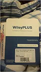 Cheap WileyPLUS Access Codes Discount Principles of Anatomy and Physiology, 15th Edition WileyPLUS Access Code Fundamentals of Physics, Extended 10th Edition WileyPLUS Access Code Principles Of Anatomy And Physiology 14th Edition Tortora WileyPLUS Acces5/5(95).