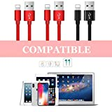 OTISA Charger Cable 2019 New Version, 3Pack charger