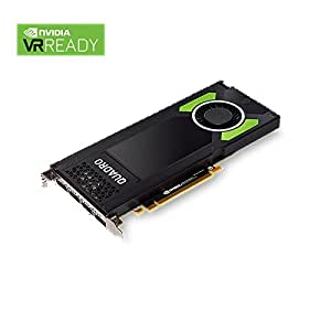 Amazon.com: PNY NVIDIA Quadro P4000 Professional Graphics Board