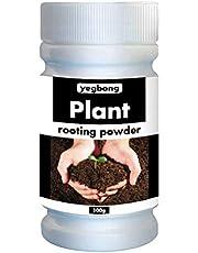 YueWan Quick Rooting Poeder Plant Bloem Snelle Rooting Poeder Wroeten Hormoon Rooting Compound, Snelle Groei Transplant Meststof voor het verbeteren van bloeiende snijden Survival Garden Supplies