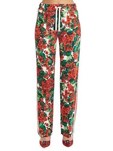 - Dolce e Gabbana Women's Ftbbhtfsrkfhav03 Multicolor Viscose Pants