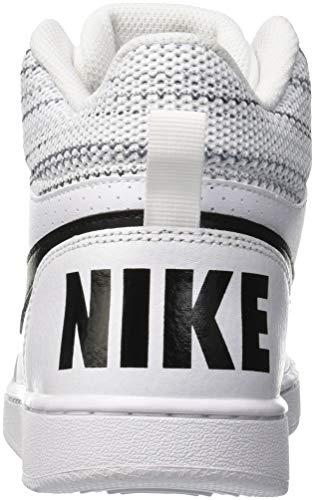 Da Borough Court anthracite Multicolore 100 Grey wolf gs Mid cool Se white Grey Basket Bambino Nike Scarpe wA4pYxqdAn