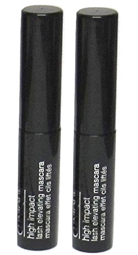 Clinique High Impact Lash Elevating Mascara in 01 Black, set