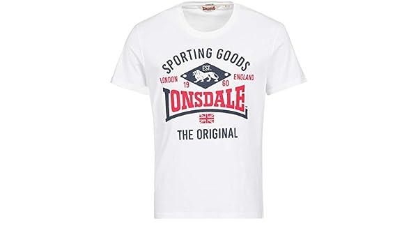 Lonsdale London EMPINGHAM - Camiseta de Tirantes para Hombre ...