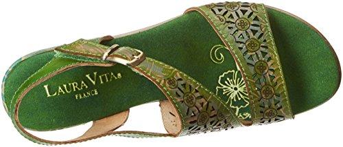 Bettino 15 Nu Vert Pieds Laura Vert Vita Femme Vert P6qWHaxw5a