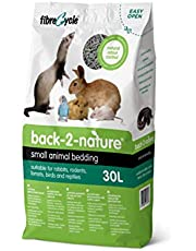 Back-2-Nature MFBTN30 Small Animal Bedding & Litter 30 Litre