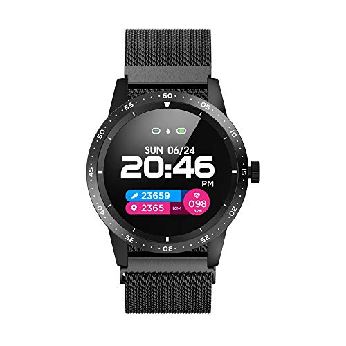 OPTA SB-200 Miriam Bluetooth Fitness Watch All-in-One Activity Tracker Blood Pressure | Heart Rate Monitor