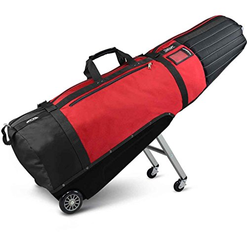 Confidence Golf Bag Travel Cover With Wheels - 4
