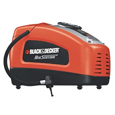 Black & Decker ASI300 Air Station High Performance Inflator