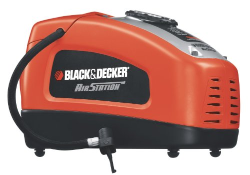 Price comparison product image Black & Decker ASI300 Air Station High Performance Inflator