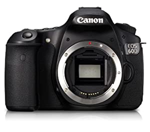 Canon EOS 60D 18 MP CMOS Digital SLR Camera with 3.0-Inch LCD