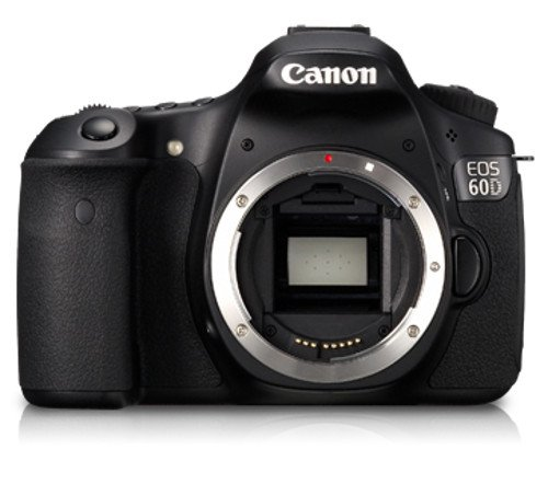 Canon EOS 60D 18 MP CMOS Digital SLR Camera Body Only For Sale