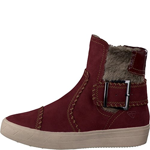 Tamaris Ankle Women bor 26054 Chelsea Closed Toe Women's Boots 37 Shoes 1 pat 1 Borde axBHaq