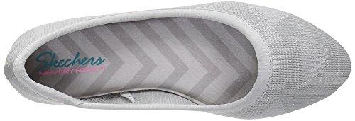 Skechers Cleo Wham Ballet Flat gris