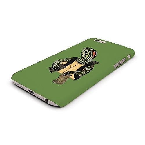 Koveru Back Cover Case for Apple iPhone 6 - Old age ninja turtle