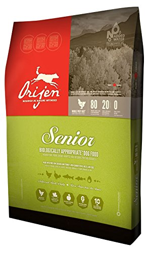 Orijen Senior Dog Food Orijen Senior Dog Food 15 lb