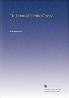 Book The Journal of Infectious Diseases: V. 24 1919