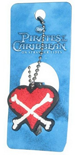 Pirates of The Caribbean Angelica Heart Key Cap WDKC0066 -