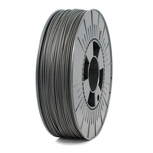 ICE FILAMENTS ICEFIL1HPS144 HIPS Filament, 1.75 mm, 0.75 kg, Brave Black
