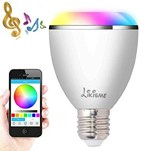 Bluetooth Likisme%C2%AE Wireless Multicolored Speaker