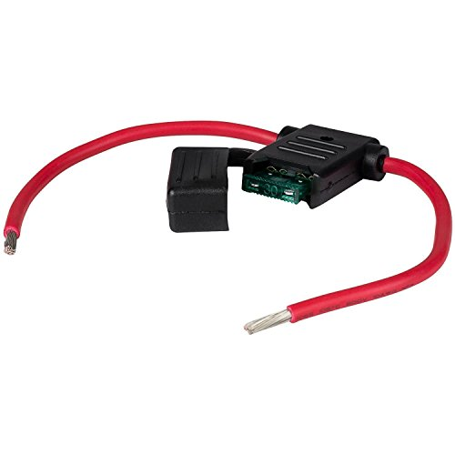 Parts Express ATC/ATO Water-Resistant Fuse Holder - 10 AWG