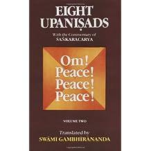 2: Eight Upanishads, with the Commentary of Sankara, Vol. II