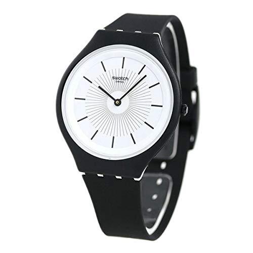 987c1d5d2e Amazon | [スウォッチ] SWATCH 腕時計 スイス製 スキン ビッグ 40mm 薄型 SVUB100 ボーイズ [並行輸入品] |  並行輸入品・逆輸入品・中古品 | 腕時計 通販