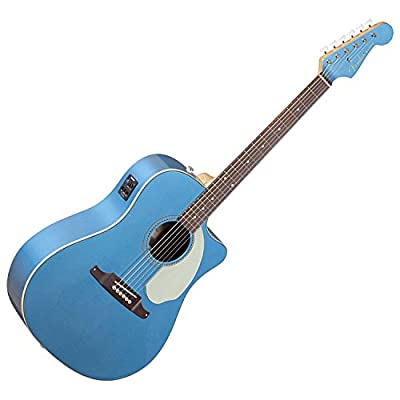 Fender Sonoran SCE Acoustic Guitar, Rosewood Fingerboard by Fender Musical Instruments Corp.