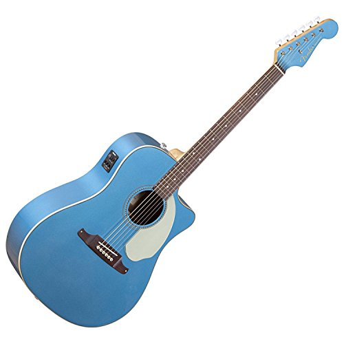 readnought Cutaway Acoustic-Electric Guitar - Lake Placid Blue ()