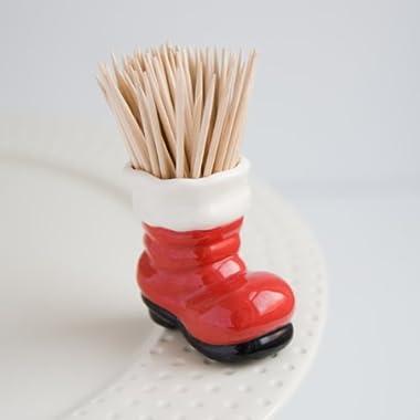 Nora Fleming Santa Boot Mini - Nora Fleming Big Guy's Boots Mini A89