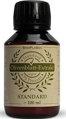 OLIVENBLATT Extrakt fluessig, 100 ml