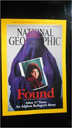 Afghan Girl - Wikipedia 2002 geographic national photo society