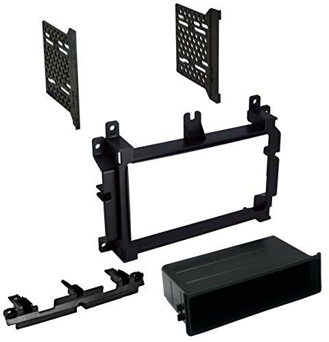 Ai CDK658 Radio Replacement Kit 2014-2015 Jeep Dash Kit by AI