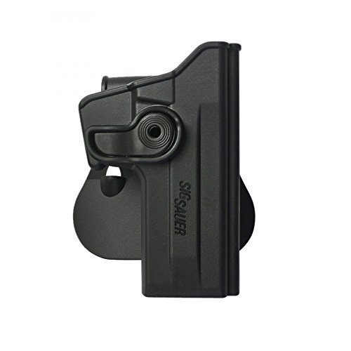 New Black Imi-z1080 - Polymer Retention Roto Holster for Sig Sauer 220/228/m11-a1