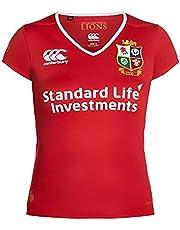 Canterbury Women's VapoShield British and Irish Lions Matchday Pro Jersey