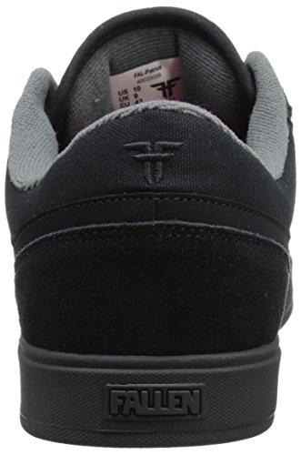 Nero Shoes Sneakers Bk Sweden Ops Fallen Patriot Ops7suede FqvSnRxt