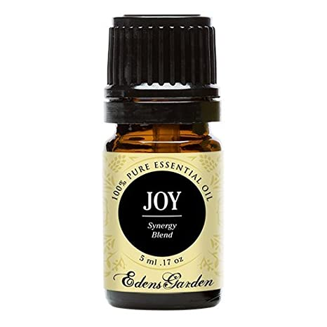 Joy Synergy Blend Essential Oil by Edens Garden- 10 ml (1/3 oz) (Comparable to DoTerra's Elevation) EGNBLJ10